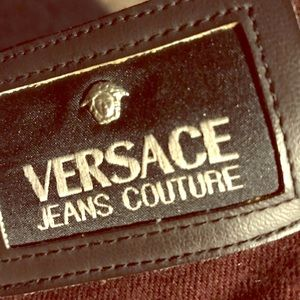 Men's Versace jeans